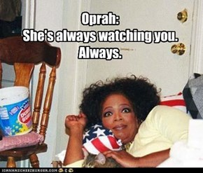 Opera is watching you