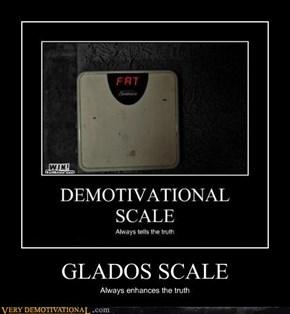GLADOS SCALE