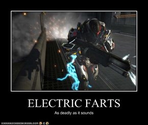 ELECTRIC FARTS