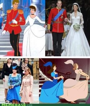 Cinderella IRL