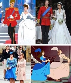 Prince/Princess Princess/Ugly Stepsisters