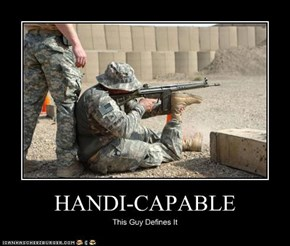 HANDI-CAPABLE