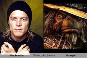 Wes Scantlin Totally Looks Like Stranger