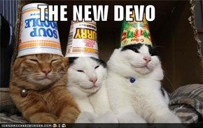 THE NEW DEVO