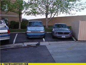 D-bag Parking