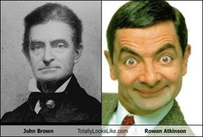 John Brown Totally Looks Like Rowan Atkinson