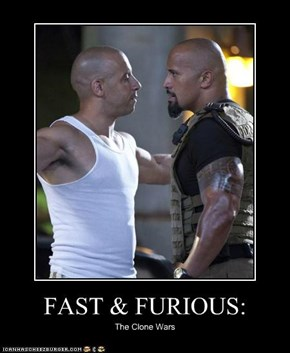 FAST & FURIOUS: