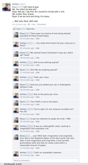 Girl Banter WIN