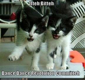 Itteh Bitteh  Dance Dance Revolution Committeh