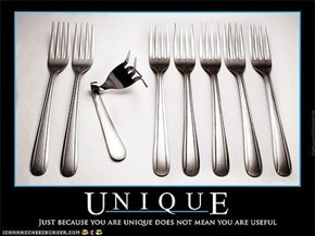 I came to a fork in the road and I took it...