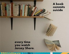 Let's Hope All those Suicidal Books Are Snooki's