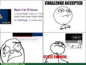 Nyan Cat: Close Enough