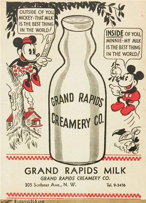 Put Mickey's Milk Inside You