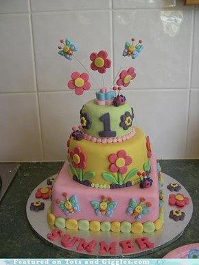 Cake of the Day: Flutter-bys