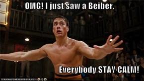 Everybody Stay Calm!