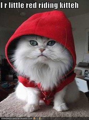 I r little red riding kitteh