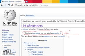 Wikipedia list WIN