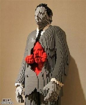 Lego Art WIN