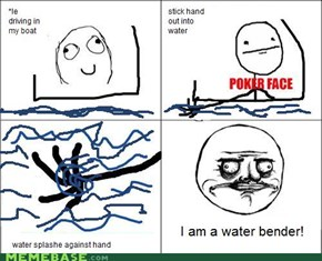 Water Benders Are Real!