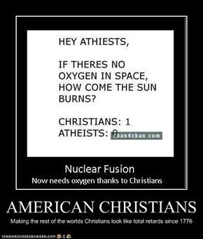 AMERICAN CHRISTIANS