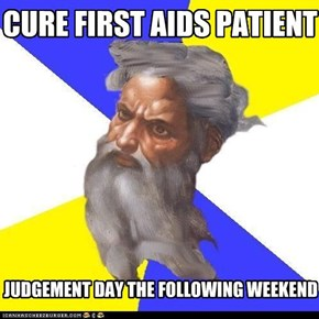 CURE FIRST AIDS PATIENT