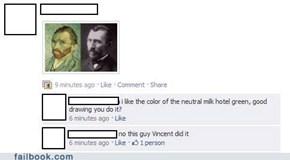Vincent van D'oh!