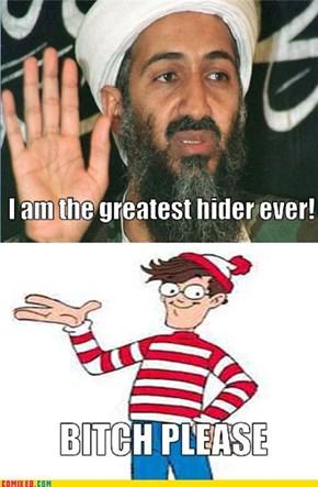 Osama vs. Waldo