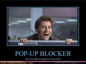 Pop Up Blocker