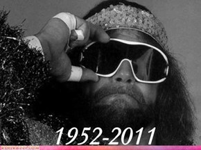 "RIP ""Macho Man"" Randy Savage"