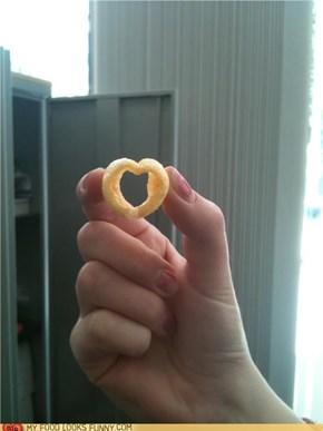 Crunchy, Salty Love