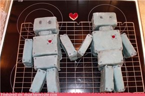 Epicute: Robots In Love