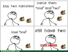 Troll Math as Pets