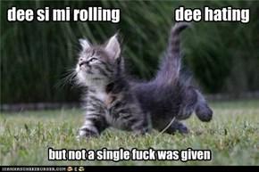 dee si mi rolling