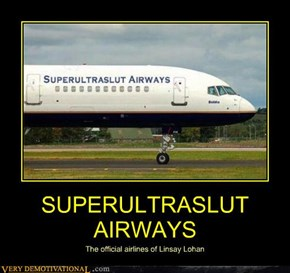 SUPERULTRASLUT AIRWAYS