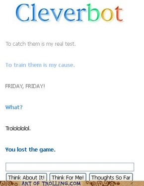 Touche, Cleverbot