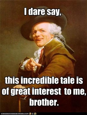 Ducreux is Quite the Bro