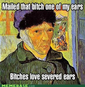 Van Gogh's Reasoning
