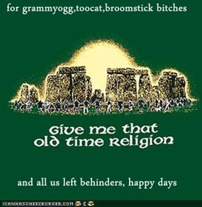 for grammyogg,toocat,broomstick bitches  and all us left behinders, happy days