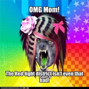 OMG Mom!