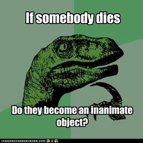Philosoraptor: Seriously?