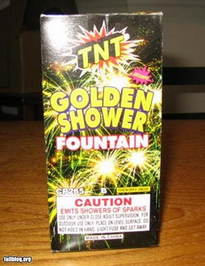 Fireworks Name FAIL