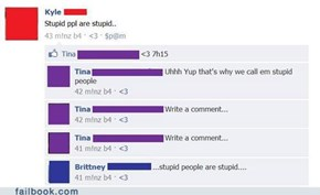 Stupid Tina