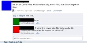 God is a Wizard