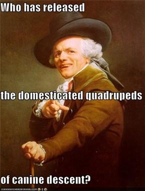 Joseph Ducreux: Whom? Whom? Whom?