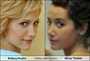 Brittany Murphy Totally Looks Like Ashley Tidsdale