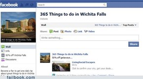 Things to Do in Wichita Falls: Getaway!
