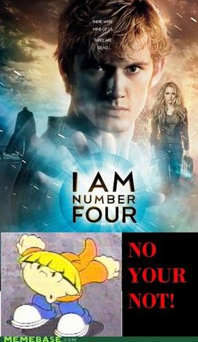 I Am Numbuh 4