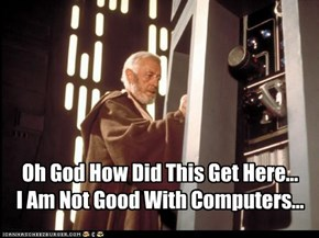 I Am Not Good With Computers