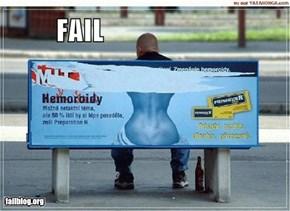 Seat FAIL