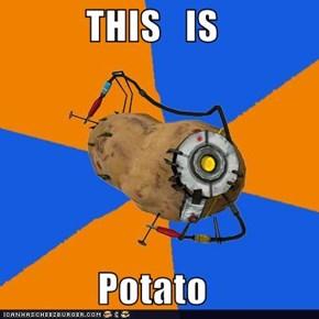 THIS   IS  Potato